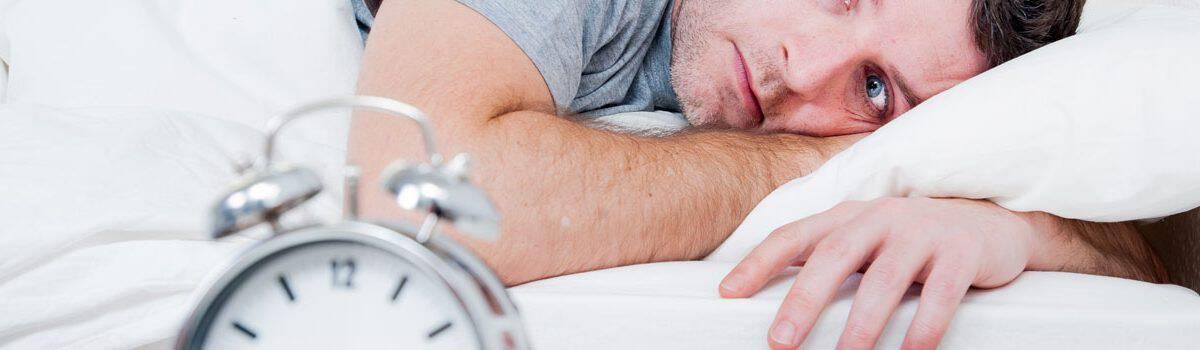 slaap problemen tips en moeite met slapen