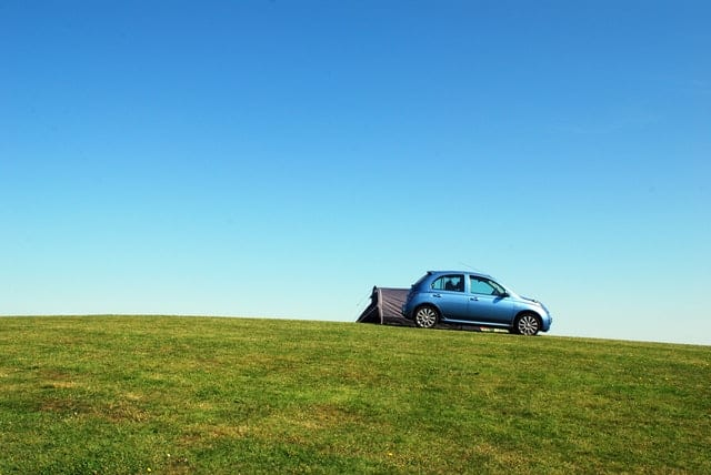 overnachting in een auto legaal of niet